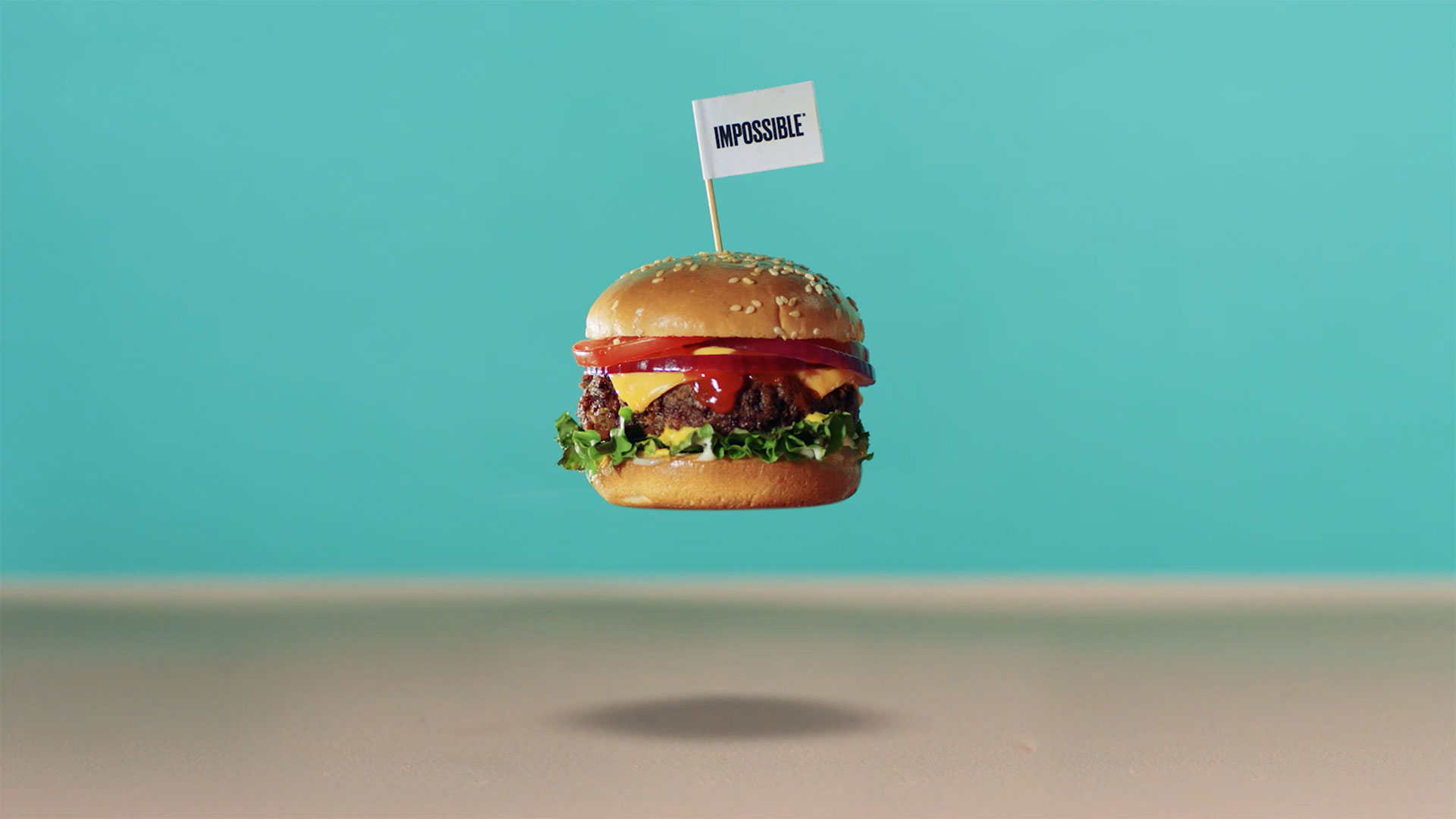 """The Impossible Burger""<br />